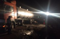 Трое военнослужащих погибли в ДТП под Николаевом