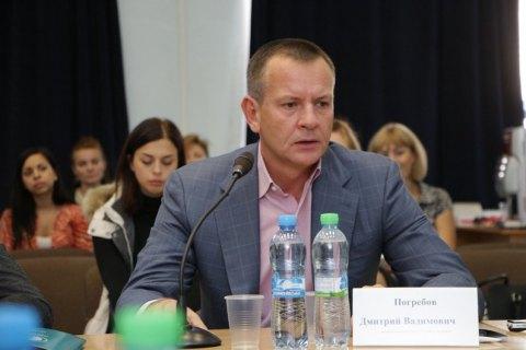Филатов назначил первым замом бизнесмена Погребова