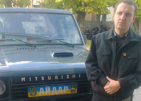 Виталий Грегор перед ДТП