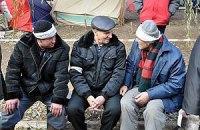 Донецким чернобыльцам запретили собираться больше трех человек