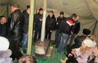 Повторні вибори по 132-му ОВК Миколаївської області були повністю сфальсифіковані