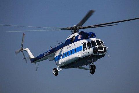УРосії розбився легкий вертоліт, загинули четверо людей