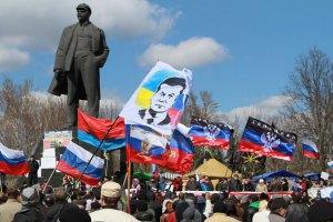 Донецкие сепаратисты не против участия в круглом столе, инициированном Тимошенко