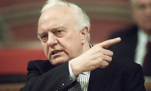 Эдуард Шеварнадзе во времена СССР поднимал экономику Грузии благодаря умеренной либерализации