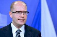 Чехия поддержала введение безвизового режима для украинцев