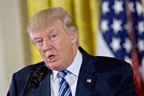 Трамп: говорить оботмене антироссийских санкций заблаговременно