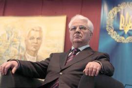 Кравчук отмечает 77-летие