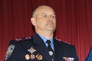 Харьковскую милицию возглавил полковник из Запорожья