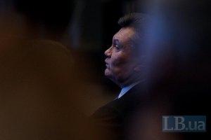 Янукович хочет запретить силовые действия на время массовых акций