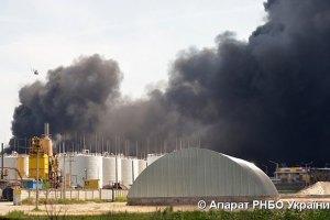 Порошенко поручил министру культуры созвать штаб ликвидации пожара в Глевахе