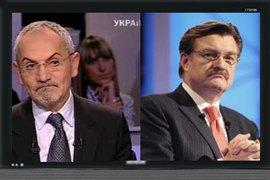 ТВ: Бенефис Ющенко