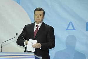 Янукович не видит альтернативы ядерной энергетике