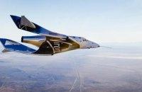 Virgin Galactic провела испытания нового космического корабля SpaceShipTwo