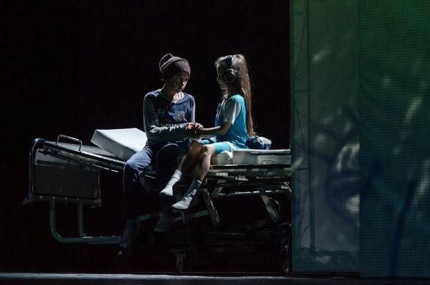 У Київському театрі оперети покажуть виставу на підтримку важкохворих дітей (фото)