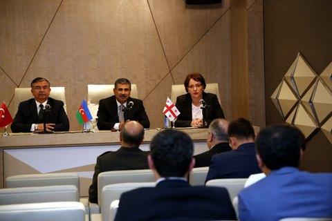Азербайджан, Турция и Грузия проведут совместные военные учения