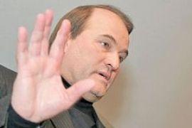Кравчук рассказал, кого консультирует Медведчук