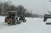 В ходе расчистки трассы Одесса-Рени умер работник дорожной службы