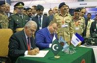 Украина подписала с Пакистаном оружейный меморандум на $600 млн