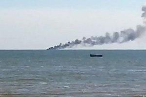 Россияне минируют акваторию Азовского моря возле Мариуполя, - СБУ