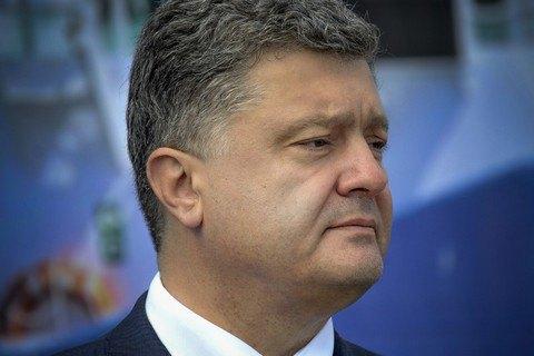 Порошенко надеется, что Рада одобрит изменения в Конституцию через две недели
