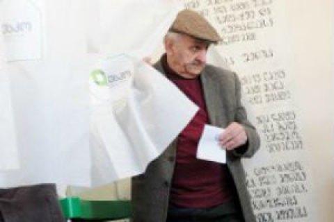 ЦИК Грузии: Явка напарламентских выборах составила 51,6%