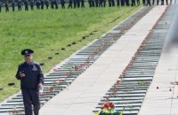 Львовская милиция не пропускает депутатов к Холму Славы