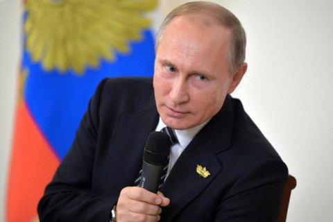 Путін поскаржився, щоУкраїна шукає приводи для зриву Мінських угод