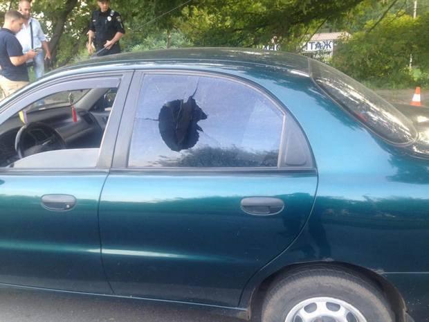 Такси в Киеве влетело в трансформаторный щит - погибла пассажирка - Цензор.НЕТ 760