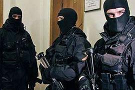 СБУ штурмом взяла офис бютовца в Киеве