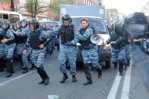 Тимошенко увезли в СИЗО