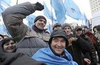 В штабе Януковича уже празднуют победу