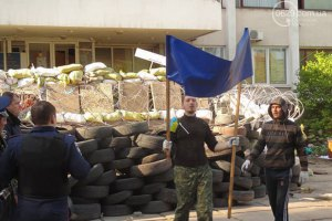 В Мариуполе сепаратисты ранили начальника ГАИ