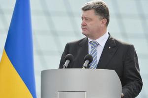 Порошенко надеется на жесткую реакцию со стороны ЕС на введение войск РФ в Украину