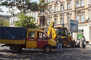 Утечка газа в Одессе локализована