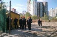 Суд разрешил ликвидировать Утиное озеро в Киеве