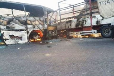 Названа цель 3-го взрыва, прогремевшего вКабуле