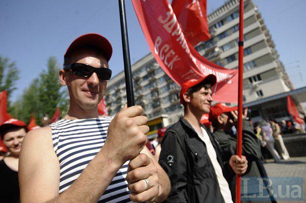 Ленина знамя в наших руках, Ленина имя в наших сердцах
