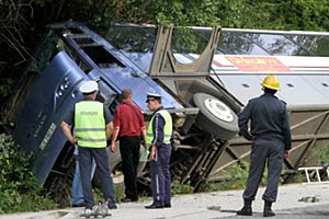 При аварии автобуса в Болгарии погибла белоруска, а не украинка