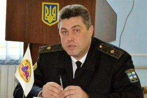 ГПУ поручила задержать адмирала-перебежчика Березовского