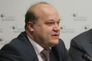 Украина заставляет Европу искать запасной план, - Чалый