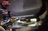 Киевскую патрульную, попавшуюся на пьяном вождении, отстранили от службы