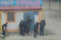 Казахские силовики убили 13 участников нападения в Актобе