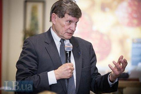 Бальцерович стал представителем Порошенко в Кабмине