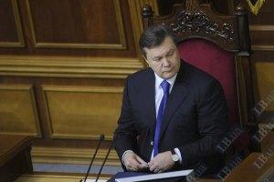 Янукович еще раз заявил, что ничем не может помочь Тимошенко