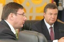 Янукович посоветовал Луценко заниматься его прямыми обязанностями, а не политикой