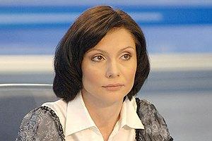 Бондаренко сравнила Януковича с Мадонной