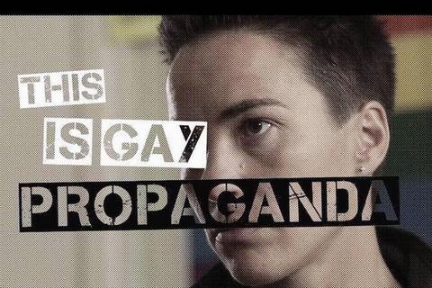 «Правые» сорвали показ ЛГБТ-фильма вЧерновцах