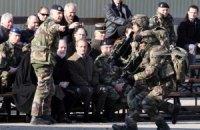 Военных в Украине стало на 8 тыс. меньше