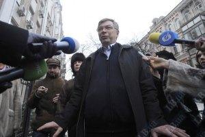 Брат Луценко: пускай представителям ГПУ перья во рту вырастут