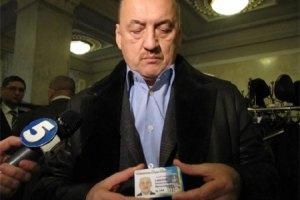 Табалову-старшему вернули карточку для голосования
